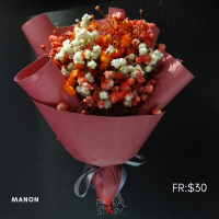 Manon ($30 Personalized Mini Bouquet)