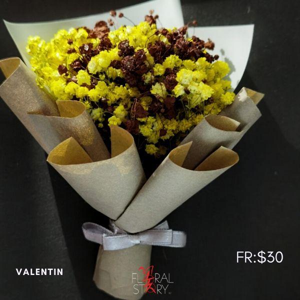 Valentin ($30 Personalized Mini Bouquet)