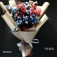 Maurice ($30 Personalized Mini Bouquet)
