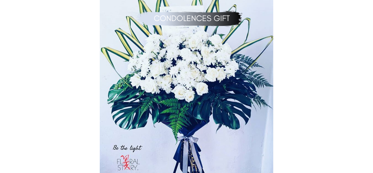 FUNERAL FLOWERS & CONDOLENCE WREATHS