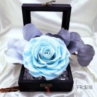 장미 Blue La Rose