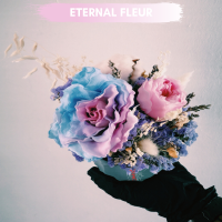 Personalized Eternal Fleur Series Artwork