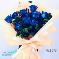 $599 Personalized Luxury Giant Bouquet 사랑해