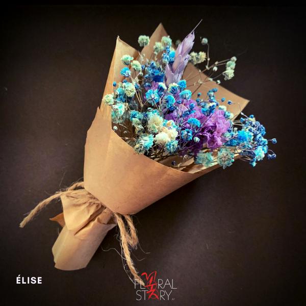 Élise ($25 Personalized Mini Bouquet)