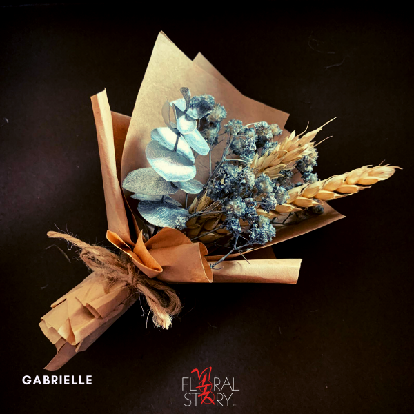 Gabrielle ($25 Personalized Mini Bouquet)