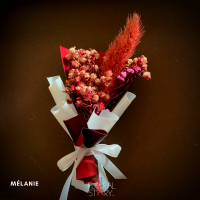 Mélanie ($25 Personalized Mini Bouquet)