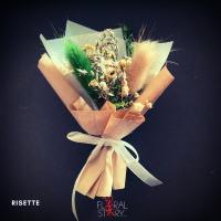 Risette ($25 Personalized Mini Bouquet)
