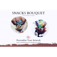 SNACKS BOUQUET