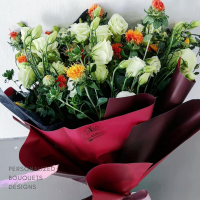$285 Personalized Bouquet 사랑해