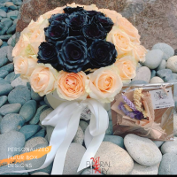 $300 Personalized Bouquet 사랑해