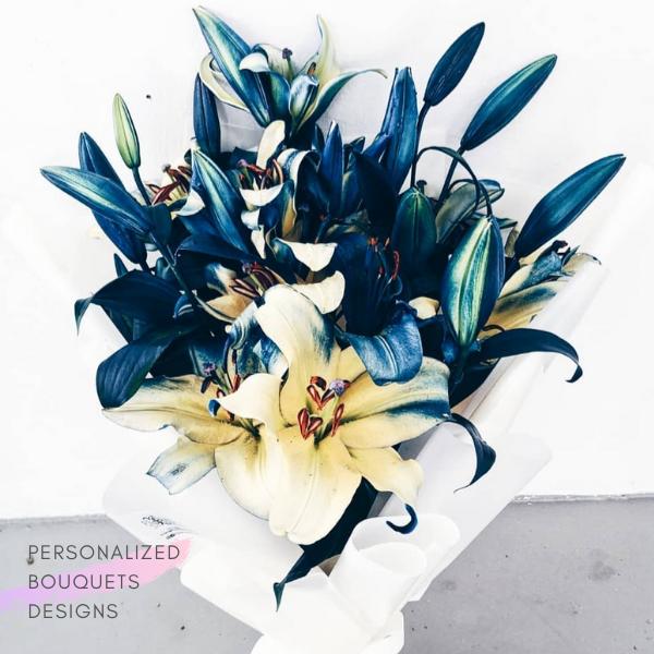 $250 Personalized Bouquet 사랑해