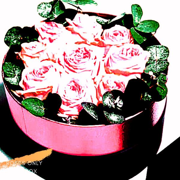Roses Only Fleur Box 사랑해